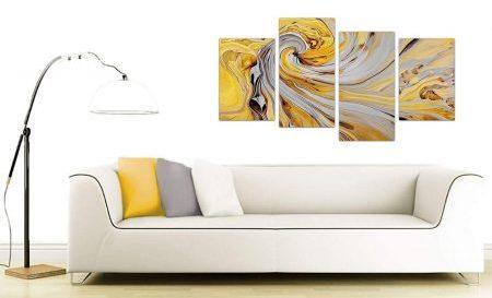 cuadros abstractos modernos ofertas