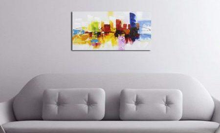cuadros abstractos modernos precios