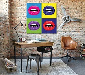 cuadros de salón pop art